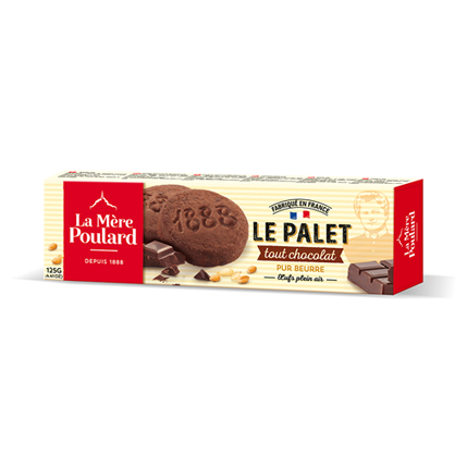Le Palet Tout Chocolat